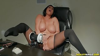 Hot Romi Rain is ready for hardcore sex in front of the camera