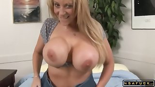 Huge confidential MILF takes 2 monster black cocks