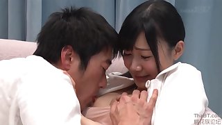 Pound A Japanese Beautiful Eighteen Years Old Nurse - HD video