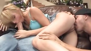 Lexi Belle Will Work For Food And Knob