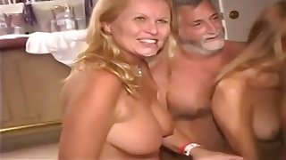Older Landed gentry Get Foolish - hot sexual intercourse party