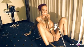 Fucking requisites and From Puncture German Redhead Teen Hard